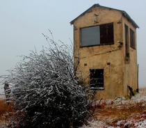 Forest Fire Lookout Tower in Bulwer Rural Kwazulu-Natal South Africa  x
