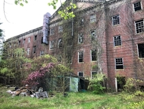Forest Haven Asylum in Fort Meade Maryland