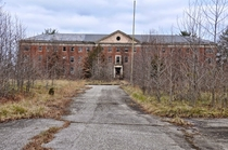 Forest Haven Asylum Laurel Maryland by Noor Varjabedian