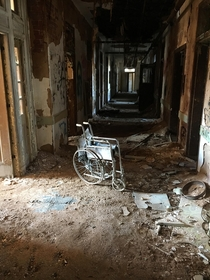 Forest Haven mental institution located in Laurel Maryland Closed during the late s or early s Buildings are still fully intact and the offices still have documents and files on the patients