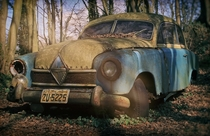 Forest Parking A vintage Borgward Hansa parked in a German forest By Martyn Smith