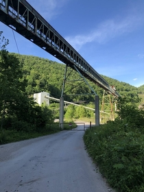 Forgotten Coal Processing Facility Leslie County KY