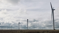 Forgotten Wind Turbines in the Texas Panhandle