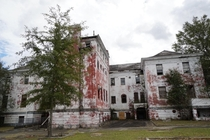 Former Marine barracks at Charleston Naval Base Link to album in comments
