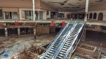Former Rolling Acres Mall in Akron Ohio