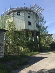 Former US Air Force radar station in Stillwater NY x