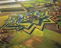 Fort Bourtange the Netherlands