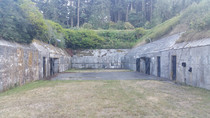 Fort Casey in Washington State Abandoned Military Base