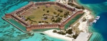 Fort Jefferson the largest masonry structure in the Western Hemisphere