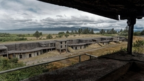 Fort Stevens in Oregon