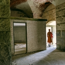 Fort Warren Georges Island MA