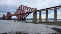 Forth Bridge Scotland built between  and