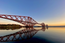 Forth Bridge - Scotland UK