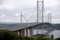 Forth Road Bridge - Scotland
