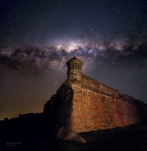 Fortress and the Milky way