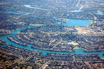Foster City California was built in the s by filling part of San Francisco Bay