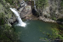 Foster Falls in eastern Tennessee OCx