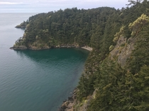 Found a Cove around the NW Islands Washington State