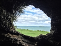 Found a hole in New Zealand