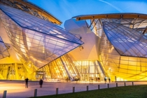 Foundation Louis Vuitton  by Frank Gehry Paris