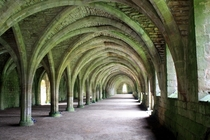 Fountains Abbey N Yorkshire