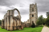 Fountains Abbey Ripon