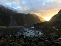 Fox Glacier West Coast New Zealand   x  pixel