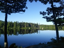Fox Pond Maine