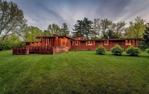 Frank Lloyd Wright - Pappas House - Usonian Automatic -  - St Louis Mo