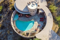 Frank Lloyd Wrights Last Circular Home Design is for Sale in Phoenix Stunning property