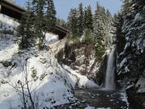 Franklin Falls Snoqualmie Pass Washington