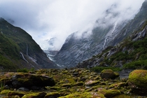 Franz Joseph Glacier - New Zealand