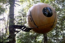 Free Spirit Sphere   -xpost from rcuriousplaces