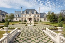 French chateau in dallas