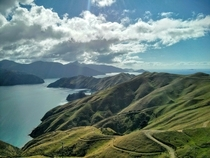French Pass Marlborough Sounds New Zealand