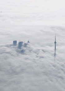 Friend who is a flight attendant posted this on facebook today Toronto ON