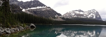 Frigid Lake OHara British Columbia Canada