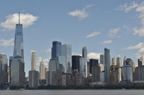 From Liberty State Park