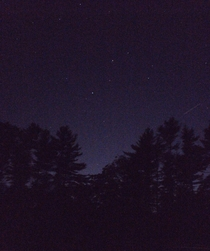 from my backyard turn up brightness and use fullscreen