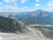 From the top of Sukakpak Mountain on the Dalton Hwy Alaska