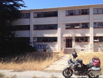 Ft Ord CA I took a motorcycle trip a few years ago to visit the barracks I lived in from -