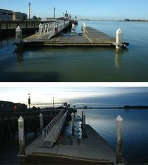 ft Tide Change On Humboldt Bay Last Year  Low vs High Comparison