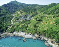 Gacheon Daraengi Village Namhae County South Gyeongsang Province South Korea