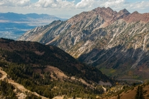 Gad Valley and Little Cottonwood Canyon UT