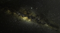 Galactic Core of our Milky Way Galaxy New Zealand