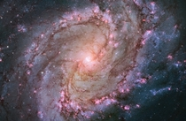 Galaxy M aka The Southern Pinwheel