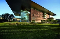 Gallery of Modern Art in Brisbane Australia by Architectus