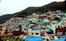 Gamcheon Culture Village Busan South Korea