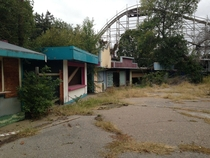 Game booths from Joyland Wichita KS