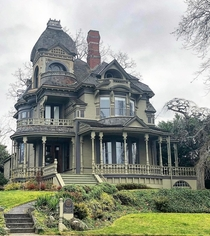 Gamwell House a Late Victorian era home built in  Fairhaven Bellingham Washington